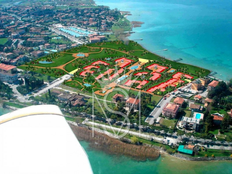 New Apartament For Sale In Lake Garda - SIRMIONE, Lombardia