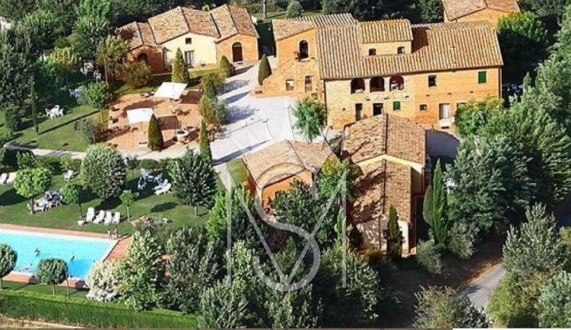 B&B with Farmhouse - Winery , Montepulciano, Tuscany